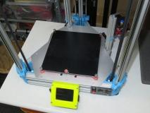 Delta Q 3D Printer - 022