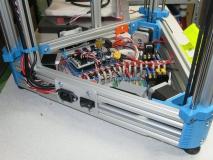 Delta Q 3D Printer - 025