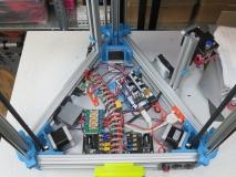 Delta Q 3D Printer - 035