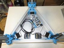 Delta Q 3D Printer - 044