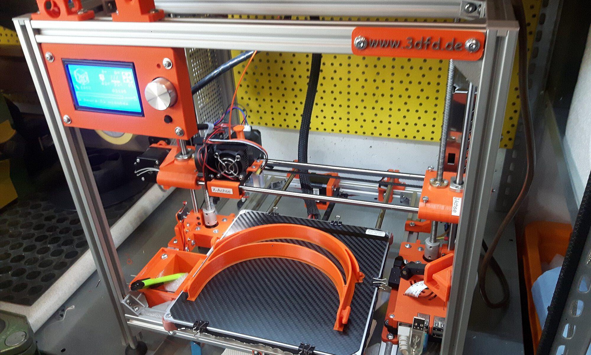 3D Filament Drucker